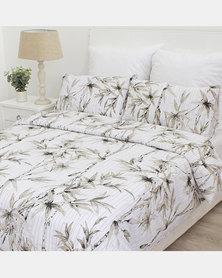 Sheraton Bamboo Duvet Cover Set Neutrals