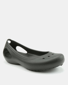 Crocs Kadee Womens Slip Ons Black