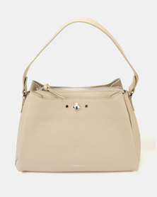 Fiorelli Khloe Boxy Shoulder Bag Sand