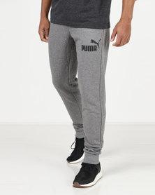 Puma ESS No.1 Sweat Pants Grey