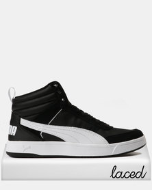 Puma Rebound Street v2 Sneakers Puma Black-Puma White