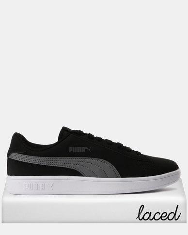 a8b2e1a6d23 Puma Smash v2 Buck Sneakers Puma Black