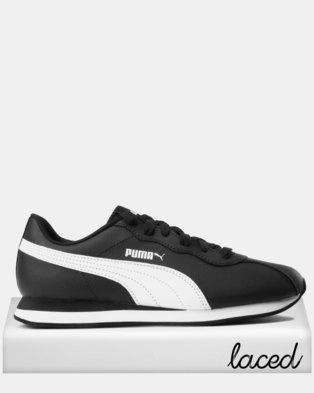 aa7c5bcf248f Puma Turin II Puma Black-Puma White