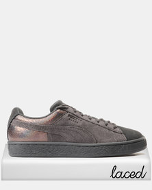Puma Sportstyle Prime Suede LunaLux Wns Sneakers Smoked Pearl