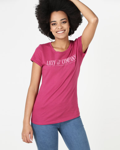 Lizzy Crysanthe Tee Berry