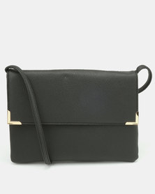 New Look T Flo Crossbody Bag Black