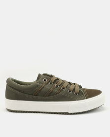 KG Classic Sneakers Olive