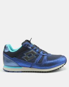 Lotto Tokio Shibuya Aviator Sneakers Blue Aster/Blue