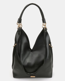 Miss Black Dakota Shoulder Bag Black