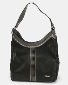 Miss Black Dooney Handbag Black