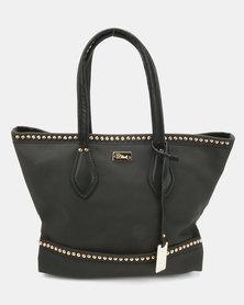 Miss Black Moschino Handbag Black
