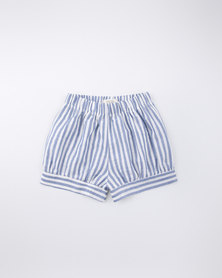 Moon and Son Bubble Shorts Striped