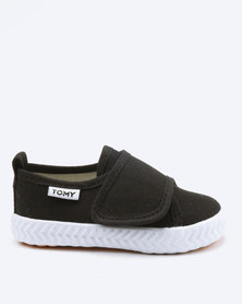 Tomy Takkies Infants Sneakers Black