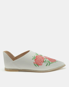 Footwork Tabitha Casual Shoes White