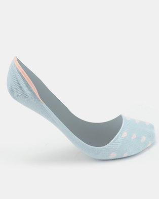 Women'secret Fashion Sock Blues