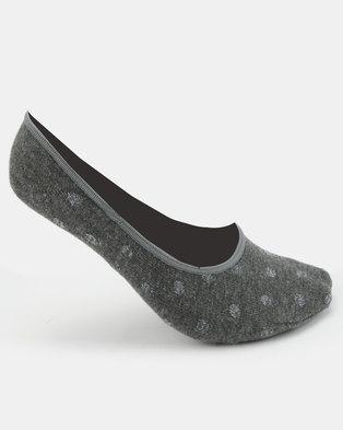 Women'secret Fashion Socks Grey