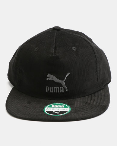 cf68c7063b3 Puma Sportstyle Prime Archive Downtown FB Cap Black