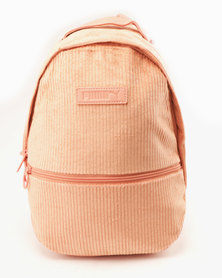 Puma Sportstyle Prime Time Archive Backpack Dusty Coral