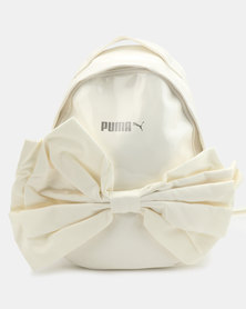 Puma Sportstyle Prime Archive Backpack Bow Whisper White