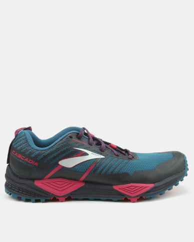 7285ceec4e8 Brooks Cascadia 13 Trail Running Shoes Blue