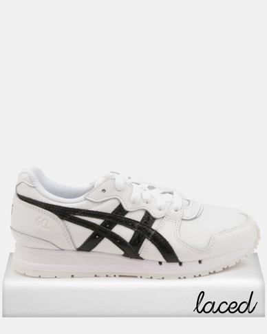best service 3e5fd a0482 ASICSTIGER Gel-Movimentum Sneakers White/Black