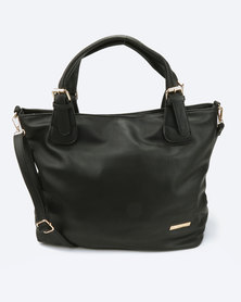 Blackcherry Bag Shopper Bag Black