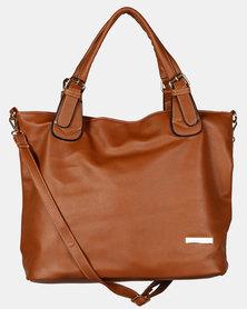 Blackcherry Bag  Shopper Bag Tan