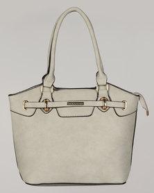 Blackcherry Bag Classic Handbag Pewter