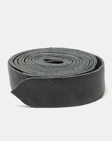 non-european® Wrap Belt Black