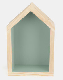 The Duck Egg Company Small House Shelf