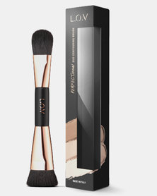 L.O.V Perfectional Duo Contouring Brush