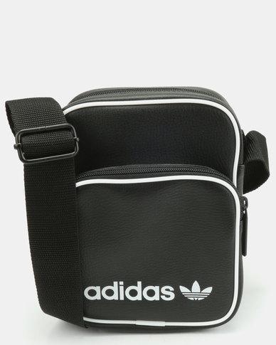 ab5568ef65ce adidas Originals Mini Bag Vintage Black