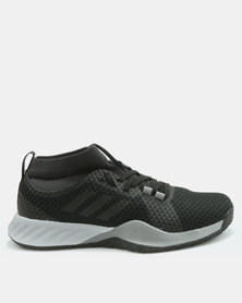adidas Performance CrazyTrain Pro3.0 Trainers Black/Black Grey Heather