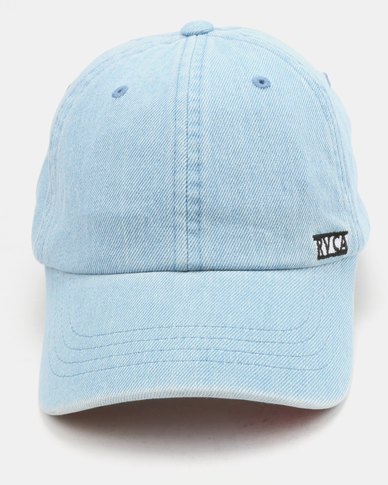 RVCA Grill Dad Hat Blue  317deba72f3