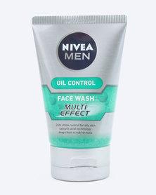 Nivea For Men Multi Effect  Control Face Wash 100ml