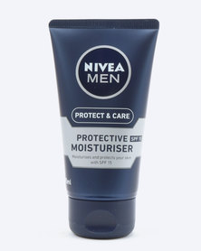 Nivea For Men Protect And Care SPF15 Moisturiser 75ml