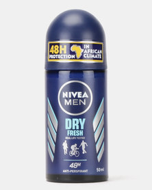 Nivea Deo Dry Fresh Male Roll-On 50 ml