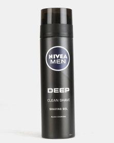 Nivea Men Deep Shaving Gel 200ml