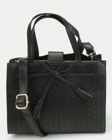 Call It Spring Adenawet Handbag Black