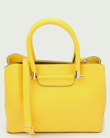 Call It Spring Rhoilia0 Handbag Yellow