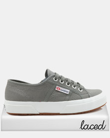 Superga Classic Canvas Sneakers Full Grey Sage