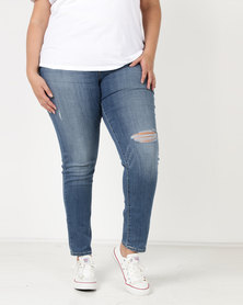 Levi's ® Plus 311 Shaping Skinny Jeans Heather