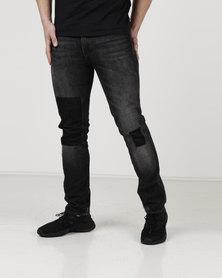 Levi's ® 511™ Slim Fit Jeans Hugo Warp Stretch Black