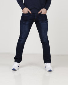 Levi's ® 511™ Slim Fit Jeans Extra Blue Dark