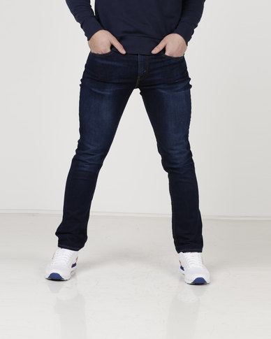 Levi's ® 511™ Slim Fit Jeans Extra Blue Dark