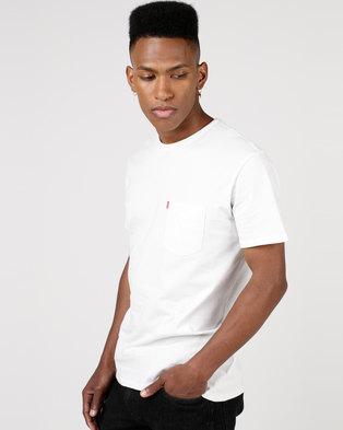 Levi's ® Classic Pocket Tee White