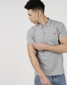 Levi's ® Housemark Polo Shirt Heather Grey