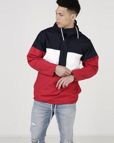 Levi's ® Anorak Sweatshirt Sky Captain Multi