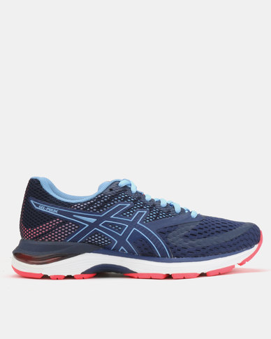 Asics Performance Gel-Pulse 10 Trainers Blue Print