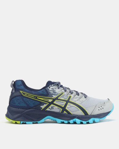 chaussures de sport 2650c 60e09 Asics Performance Gel-Sonoma 3 Trainers Mid Grey/Aquarium